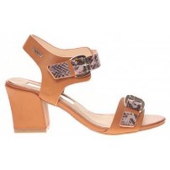 Zapatos Mujer Sandalias Cassis Côte d'Azur Sandales Avril Camel Marrón