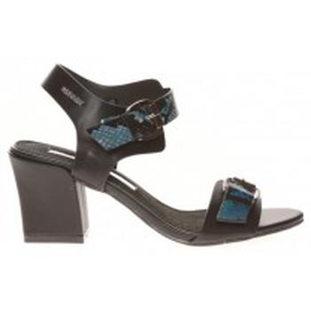 Zapatos Mujer Sandalias Cassis Côte d'Azur Sandales Avril Noir Negro