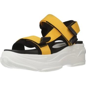 Zapatos Mujer Sandalias Movie's F11 01 Amarillo