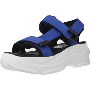 Zapatos Mujer Sandalias Movie's F11 01 Azul
