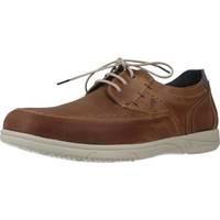 Zapatos Hombre Derbie Fluchos F0119 Marron