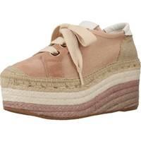 Zapatos Mujer Alpargatas Vidorreta 05019LIML Marron