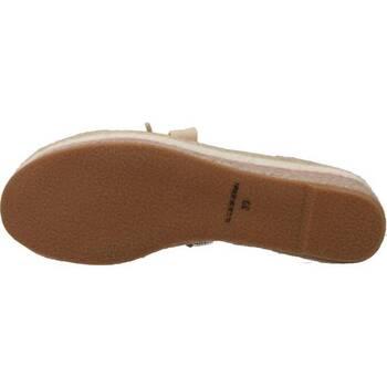 Vidorreta 05019LIML Marron - Zapatos Alpargatas Mujer 6594