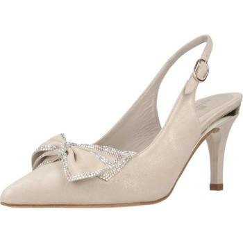 Zapatos Mujer Zapatos de tacón Argenta 31035 2 Beige