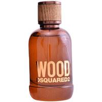 Belleza Hombre Agua de Colonia Dsquared Wood Pour Homme Edt Vaporizador 100  Ml 100 ml