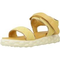 Zapatos Mujer Sandalias Inuovo 116004I Amarillo