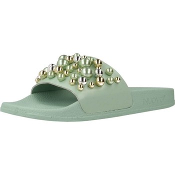 Zapatos Mujer Zuecos (Mules) Inuovo 125007I Verde