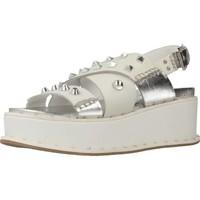 Zapatos Mujer Sandalias Apepazza CHR03 Blanco