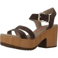 Zapatos Mujer Sandalias Weekend 11342W Marron