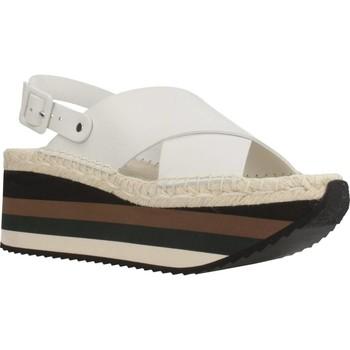 Zapatos Mujer Alpargatas Paloma Barcelò KYOTO Blanco