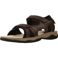 Zapatos Hombre Sandalias Stonefly MARK 1 Marron