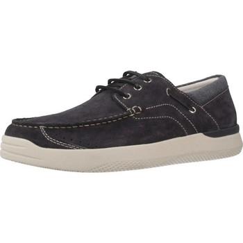Zapatos Hombre Zapatos náuticos Stonefly 211081 Azul