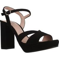 Zapatos Mujer Sandalias Joni 16283J Negro