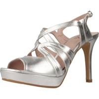 Zapatos Mujer Sandalias Joni 88212 Plata