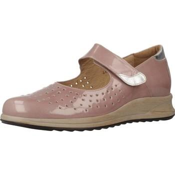 Zapatos Mujer Derbie & Richelieu Mateo Miquel 3636M Rosa