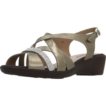 Zapatos Mujer Sandalias Piesanto 180558 Marron