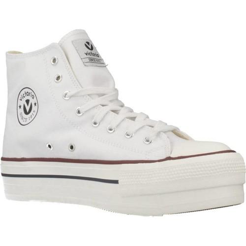 Victoria 1061101 Blanco - Zapatos Deportivas altas Mujer