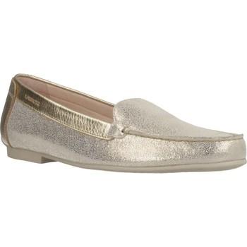 Zapatos Mujer Mocasín Stonefly 110090 Oro