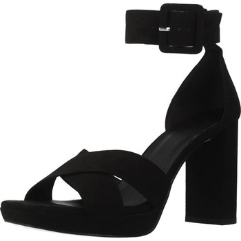 Zapatos Mujer Sandalias Angel Alarcon 19210 Negro