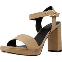 Zapatos Mujer Sandalias Angel Alarcon 19500 750 Marron