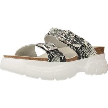 Zapatos Mujer Sandalias Genuins G101815 Multicolor