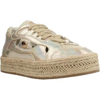 Zapatos Mujer Alpargatas She Sport 64 7611 Oro