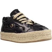 Zapatos Mujer Alpargatas She Sport 64 7611 Negro