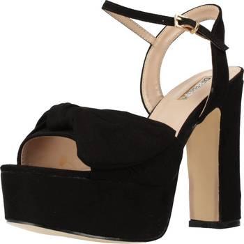 Zapatos Mujer Sandalias Different 64 8504 Negro