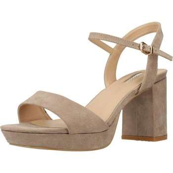 Zapatos Mujer Sandalias Different 64 8511 Marron
