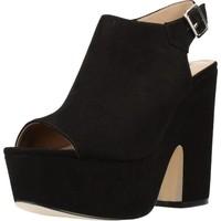 Zapatos Mujer Sandalias Different 64 8513 Negro