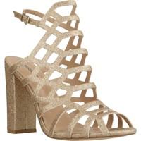 Zapatos Mujer Sandalias Different 89285 Oro
