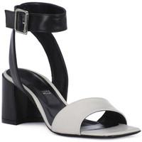 Zapatos Mujer Sandalias Priv Lab MILK SANDALO Bianco
