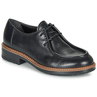 Zapatos Mujer Derbie André ETIENNE Negro