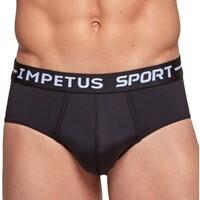 Ropa interior Hombre Braguitas Impetus Sport 0036B87 020 Negro
