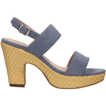 Zapatos Mujer Sandalias Maria Mare 67452 Azul
