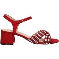 Zapatos Mujer Sandalias Maria Mare 67337 Rojo