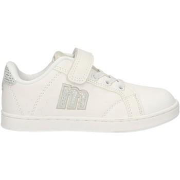 Zapatos Niña Multideporte MTNG 47443 Blanco