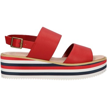 Zapatos Mujer Sandalias Maria Mare 67533 Rojo