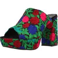 Zapatos Mujer Zuecos (Mules) Lab 72477 Multicolor
