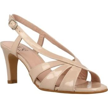 Zapatos Mujer Sandalias Joni 14377J Beige