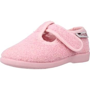 Zapatos Niña Pantuflas Vulladi 3112 052 Rosa