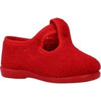 Zapatos Niño Pantuflas Vulladi 3112 052 Rojo
