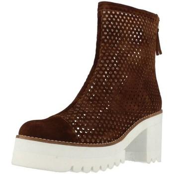 Zapatos Mujer Botas de caña baja Vo SARAV Marron