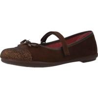 Zapatos Niña Derbie & Richelieu Duvic 6229 Marron