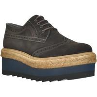 Zapatos Mujer Alpargatas Mamalola 531J Marron