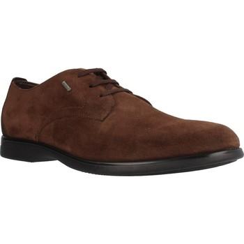 Zapatos Hombre Derbie Stonefly SMART GORE 1 Marron