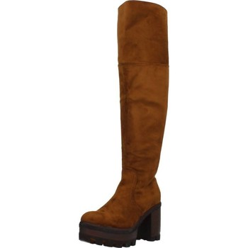 Zapatos Mujer Botas urbanas Different 8138 Marron