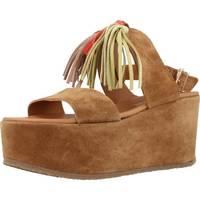 Zapatos Mujer Sandalias Alpe 3424 11 Marron
