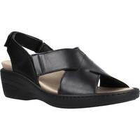 Zapatos Mujer Sandalias Pinoso's 70910 Negro