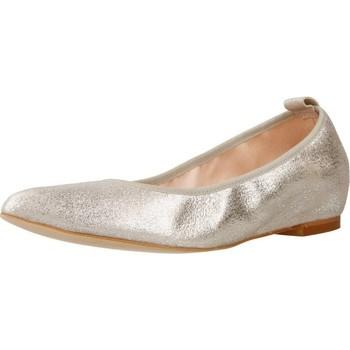 Zapatos Mujer Bailarinas-manoletinas Mikaela 17021 Plata